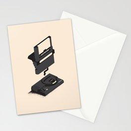 ElectroVideo MegaDrive (black) Stationery Cards