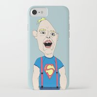 goonies iPhone & iPod Cases featuring The Goonies by Elena Éper
