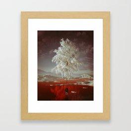 BLOODFROST (everyday 07.15.18) Framed Art Print