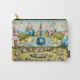 Heironymus Bosch - The Garden Of Earthly Delights Carry-All Pouch