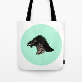 The Vulture. Tote Bag