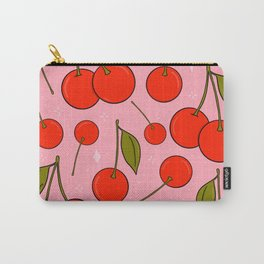 Cherries on Top Carry-All Pouch