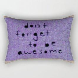 DFTBA Rectangular Pillow