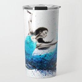Luna Marina Ballet Travel Mug