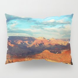 Grand Canyon - National Park, USA, America Pillow Sham