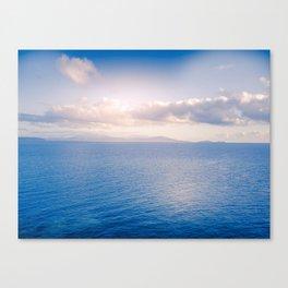 Whitsunday Islands Seascape Canvas Print