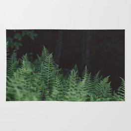 Wild Ferns Rug
