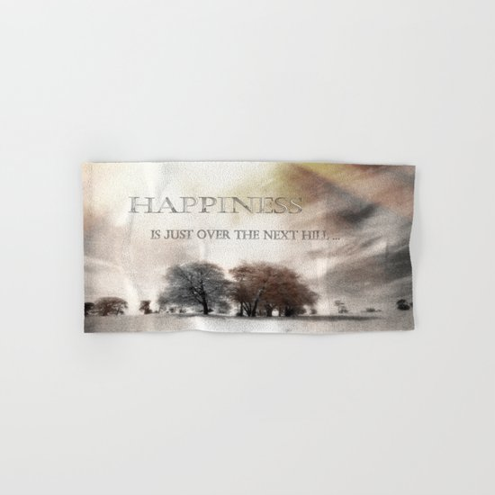 Happiness Hand & Bath Towel