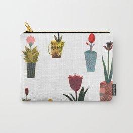 plantes en pots Carry-All Pouch