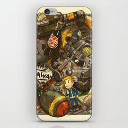 Wasteland Cache iPhone Skin