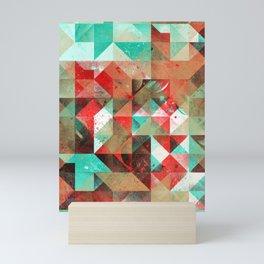 ryht lyht ryso rymyx Mini Art Print