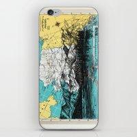 alaska iPhone & iPod Skins featuring Alaska by Ursula Rodgers