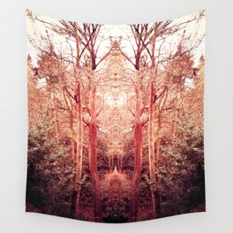 The Ravine Portal Wall Tapestry