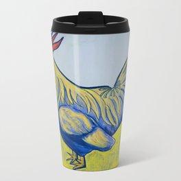 Early Bird Metal Travel Mug