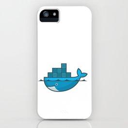 Docker iPhone Case
