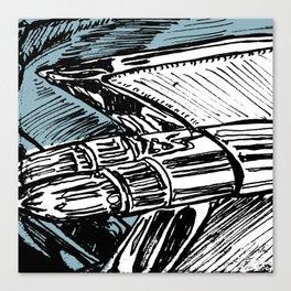 CADILLAC TAIL FIN Canvas Print