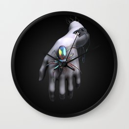 PET//XT:07 Wall Clock