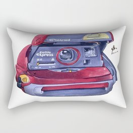 Polaroid Rectangular Pillow