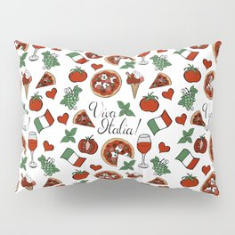 Viva Italia! Pillow Sham