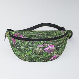 Portland Wildflowers Fanny Pack