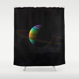 Aquarii Prime Shower Curtain