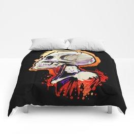 Bonehead 2 Comforters