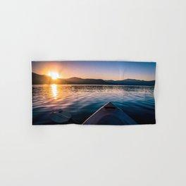 A Golden Sunrise Hand & Bath Towel