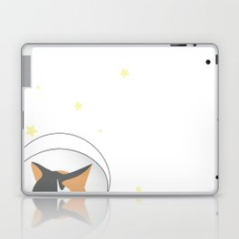 Astro Cat Laptop & iPad Skin