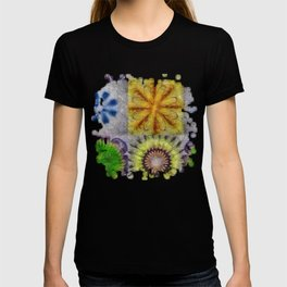 Mudcapped Feeling Flower  ID:16165-015150-26640 T-shirt