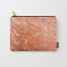 Fluid Tangerine Carry-All Pouch