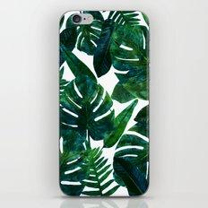 Perceptive Dream || #society6 #tropical #buyart iPhone Skin