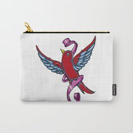My bird Carry-All Pouch