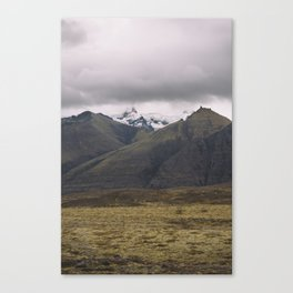 Iceland #2 Canvas Print