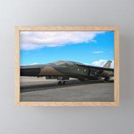 F-111C Aardvark Framed Mini Art Print