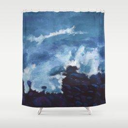 Pleamar Shower Curtain