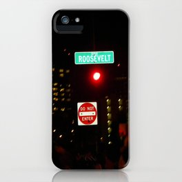 Downtown PHX iPhone Case