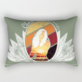 Chase the Summer Rectangular Pillow