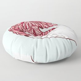 Rose Petals Floor Pillow