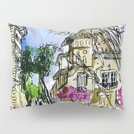 Plaça de la Virreina, Barcelona Pillow Sham