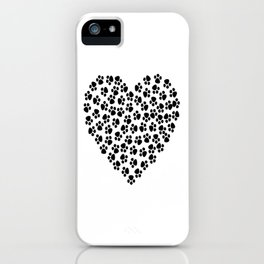 Love for Dogs iPhone Case