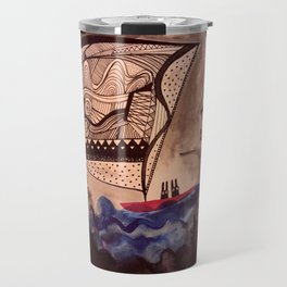 dangerous journey Travel Mug