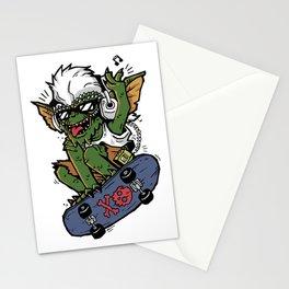 Gremlin Style Stationery Cards