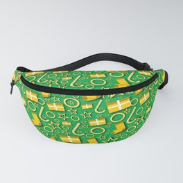 paper tissue wrapping Fanny Pack