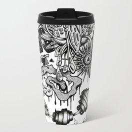 Dreamscape Metal Travel Mug