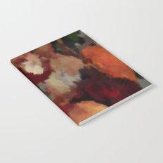 Autumn Mosaics Watercolor 2484 Notebook