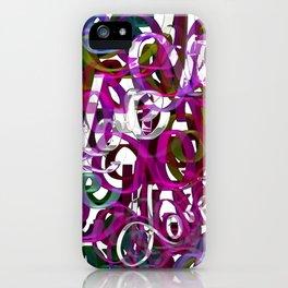 LOVE  3 iPhone Case