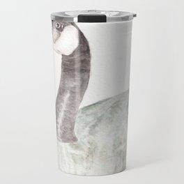 Ceramic Goose II Travel Mug