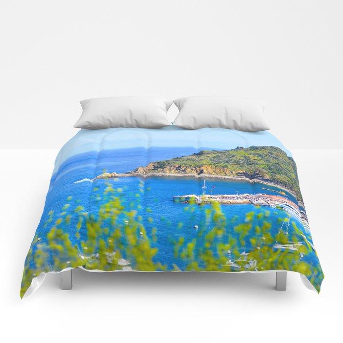 Catalina Scenic Tour Comforters