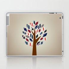 Striped Tree - Digital Work Laptop & iPad Skin