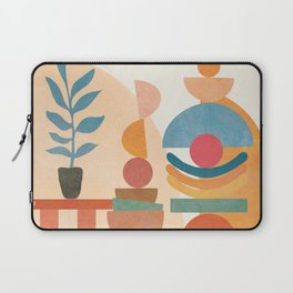 Modern Abstract Art 73 Laptop Sleeve